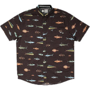 Surf Shop, Surf Clothing, Salty Crew, Twin Keel, Shirts, Black