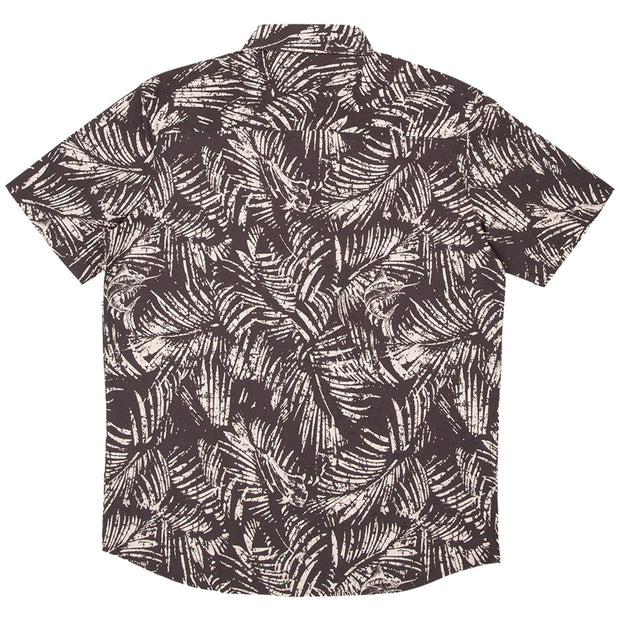 Surf Shop, Surf Clothing, Salty Crew, Weathered Short Sleeve Woven, Shirts, Vintage Black