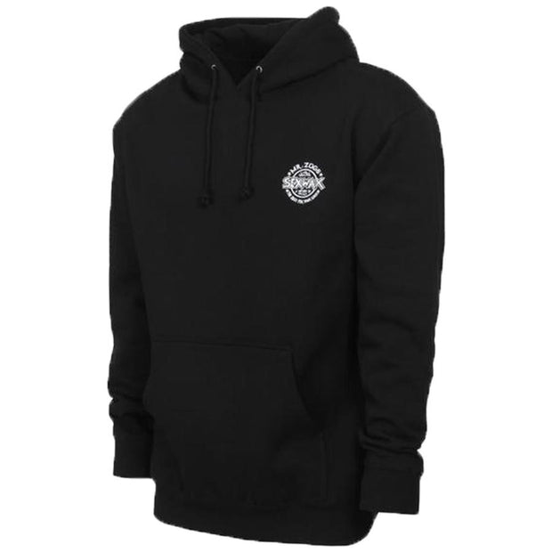 Surf Shop, Surf Clothing, Sex Wax, SexWax Hoodie, Hood, Black