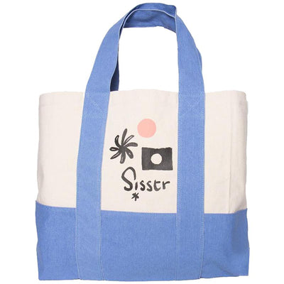 Surf Shop, Surf Clothing, Sisstr Evolution, All Day TOT'n Bag, Bag, True Blue