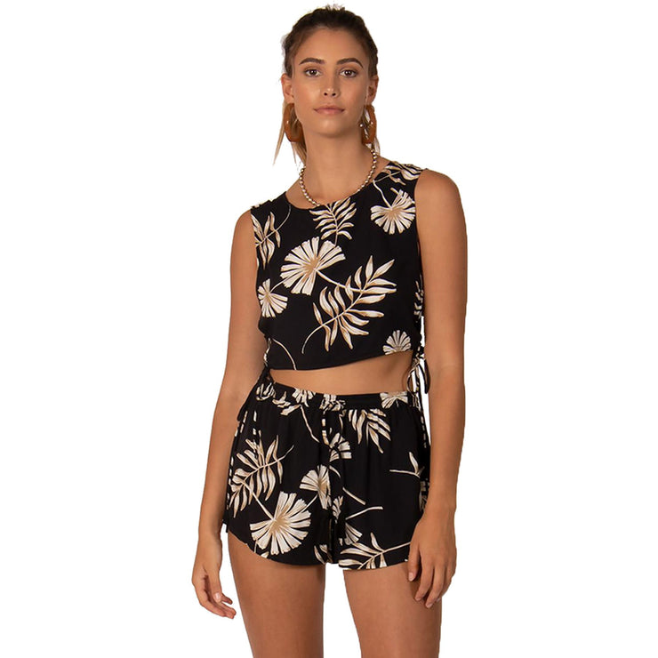 Surf Shop, Surf Clothing, Sisstr Evolution, I'm Flouncy Short, Shorts, Black