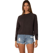 Surf Shop, Surf Clothing, Sisstr Evolution, Sisstr Pullover, Sweatshirt, Charcoal