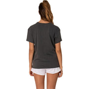 Surf Shop, Surf Clothing, Sisstr Evolution, Sisstr Stacked, Tshirt, Charcoal