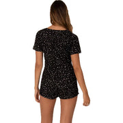 Surf Shop, Surf Clothing, Sisstr Evolution, Such A Kick Romper, Dress, Black