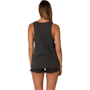 Surf Shop, Surf Clothing, Sisstr Revolution, Sisstr Love Tank, Tshirt, Charcoal