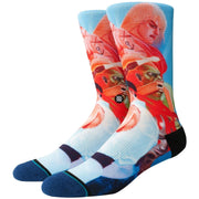 Surf Shop, Surf Clothing, Stance, Anthem Street Fighter II Socks, Socks, Multi