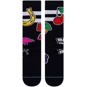 Surf Shop, Surf Clothing, Stance, Big Hit, Socks, Black