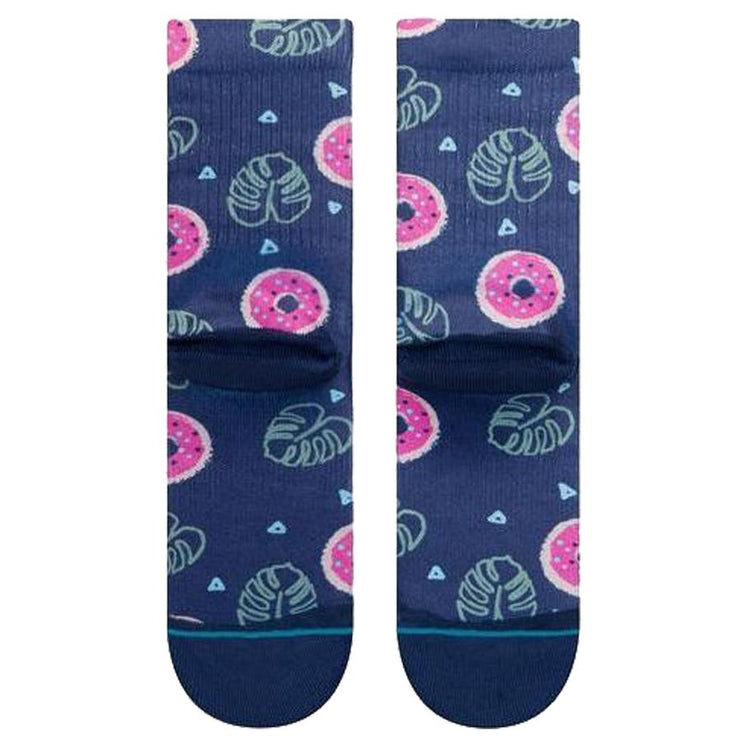 Surf Shop, Surf Clothing, Stance, Donut Touch, Socks, Blue