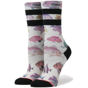 Surf Shop, Surf Clothing, Stance, Fish Kiss, Socks, Multi