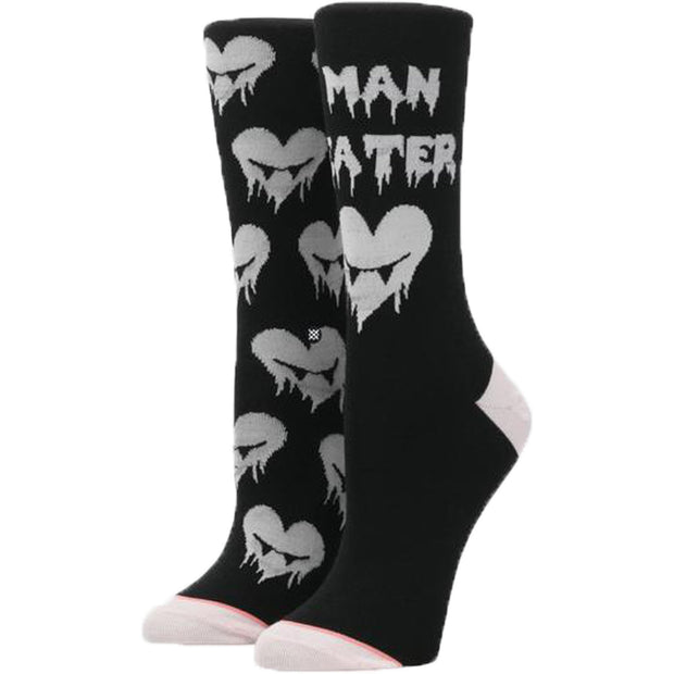 Surf Shop, Surf Clothing, Stance, Hangry, Socks, Black