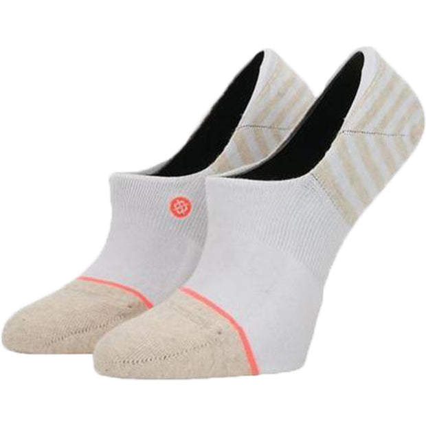 Surf Shop, Surf Clothing, Stance, Invisible 3 Pack, Socks, White