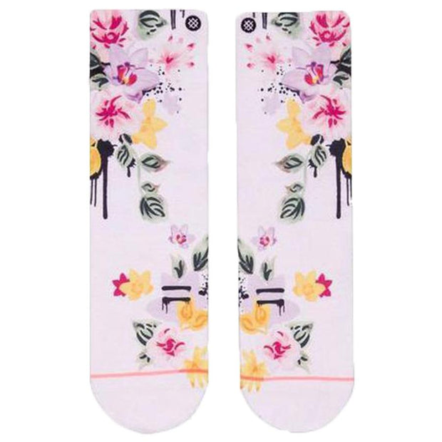 Surf Shop, Surf Clothing, Stance, Just Dandy Lowrider, Socks, White