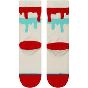 Surf Shop, Surf Clothing, Stance, Kids Dripping Popsicle, Socks, Cream