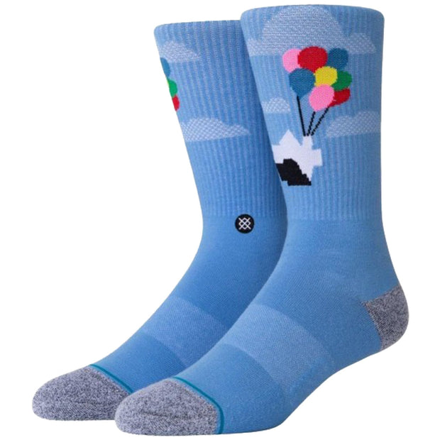 Surf Shop, Surf Clothing, Stance, Lifestyle Up Socks, Socks, Blue