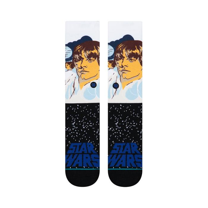 Surf Shop, Surf Clothing, Stance, Luke, Socks, Blue