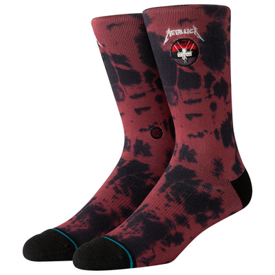 Surf Shop, Surf Clothing, Stance, Master Of Puppets, Socks, Red