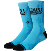 Surf Shop, Surf Clothing, Stance, Nirvana Nevermind, Socks, Blue