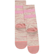 Surf Shop, Surf Clothing, Stance, Stripe Crew Girls, Socks, Pink