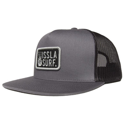 Surf Shop, Surf Clothing, Vissla, Car Park, Cap, Gunmetal Grey
