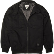 Surf Shop, Surf Clothing, Vissla, El Ray Jacket, Jackets, Black