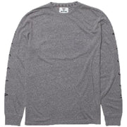 Surf Shop, Surf Clothing, Vissla, Founded Long Sleeve T Shirt, Tshirts, Grey Heather