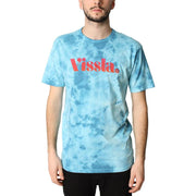 Surf Shop, Surf Clothing, Vissla, Gado Gadoo Tie Dye, Tshirt, Blue Wash Heather