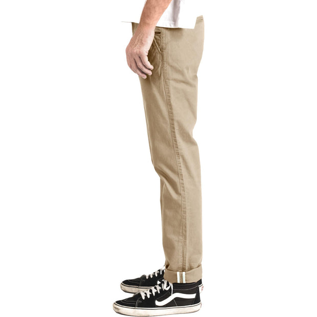 Surf Shop, Surf Clothing, Vissla, High Tider Pant, Pants, Khaki