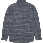 Surf Shop, Surf Clothing, Vissla, Lacerations Flannel, Shirts, Dark Naval