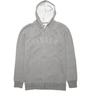 Surf Shop, Surf Clothing, Vissla, Palisades, Hoodies, Light Grey Heather