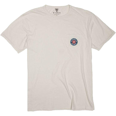 Surf Shop, Surf Clothing, Vissla, Solid Sets, Tshirt, Bone