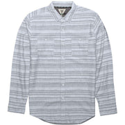 Surf Shop, Surf Clothing, Vissla, Trails Flannel, Shirts, Grey Heather