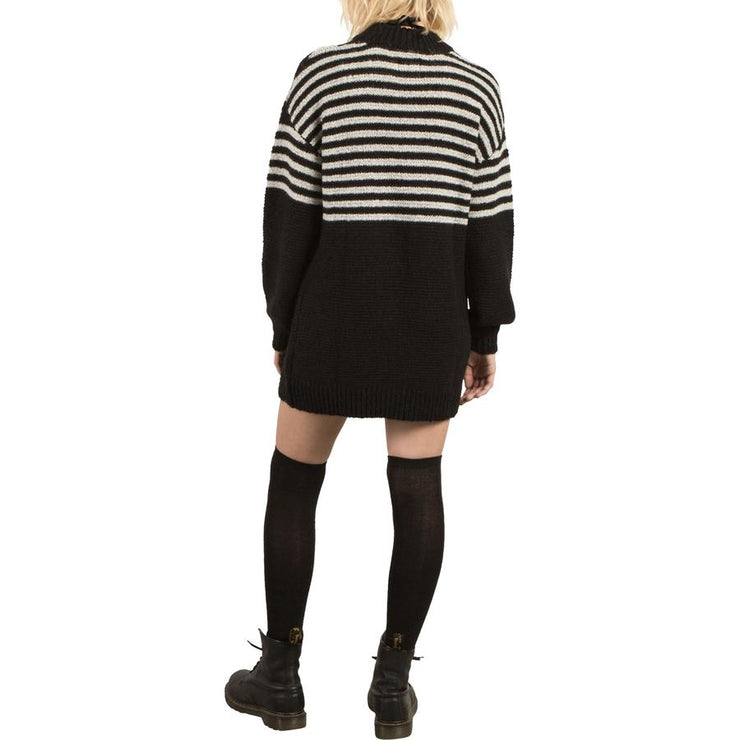 Surf Shop, Surf Clothing, Volcom, Cold Daze Dress, Dresses, Black