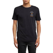 Surf Shop, Surf Clothing, Volcom, Comes Around BSC Tee, Tshirt, Black