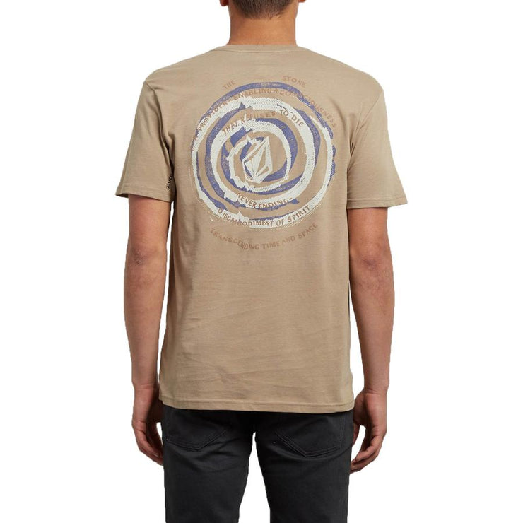 Surf Shop, Surf Clothing, Volcom, Comes Around BSC Tee, Tshirt, Sand
