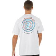 Surf Shop, Surf Clothing, Volcom, Comes Around BSC Tee, Tshirt, White