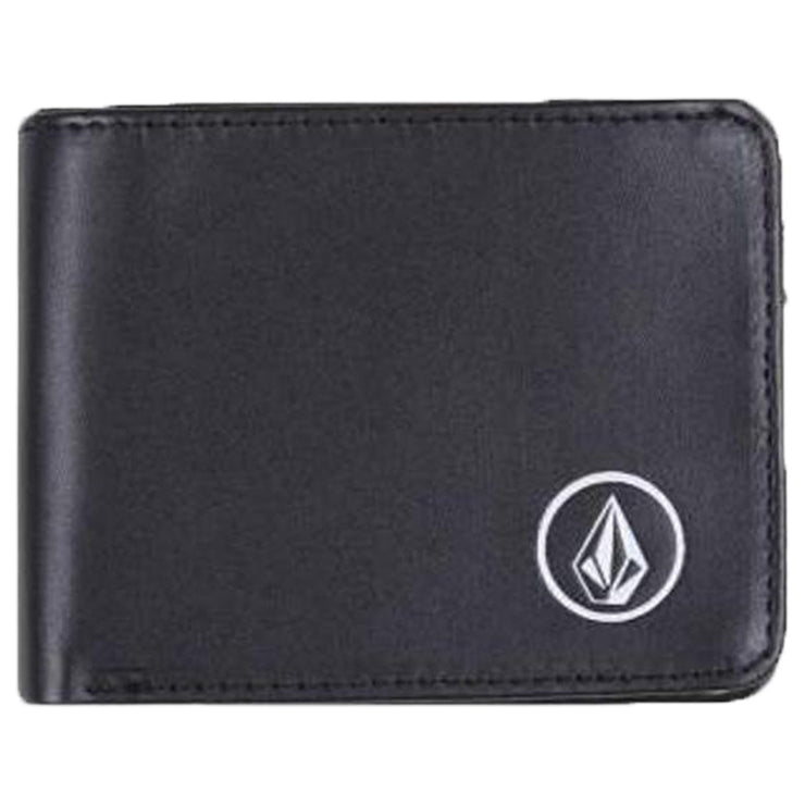 Surf Shop, Surf Clothing, Volcom, Corps Wallet, Walllets, Black