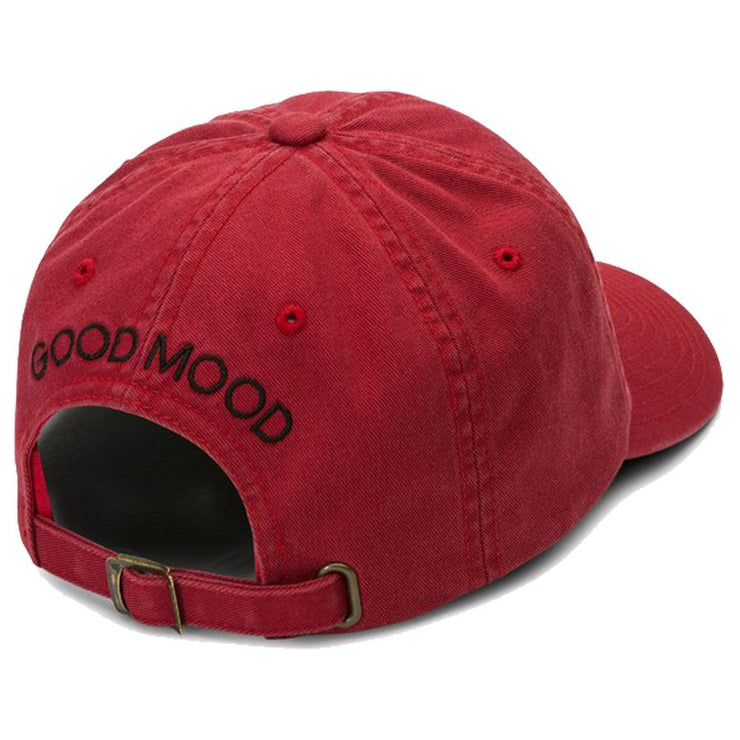 Surf Shop, Surf Clothing, Volcom, Good Mood Dad Hat, Cap, Chilli Red