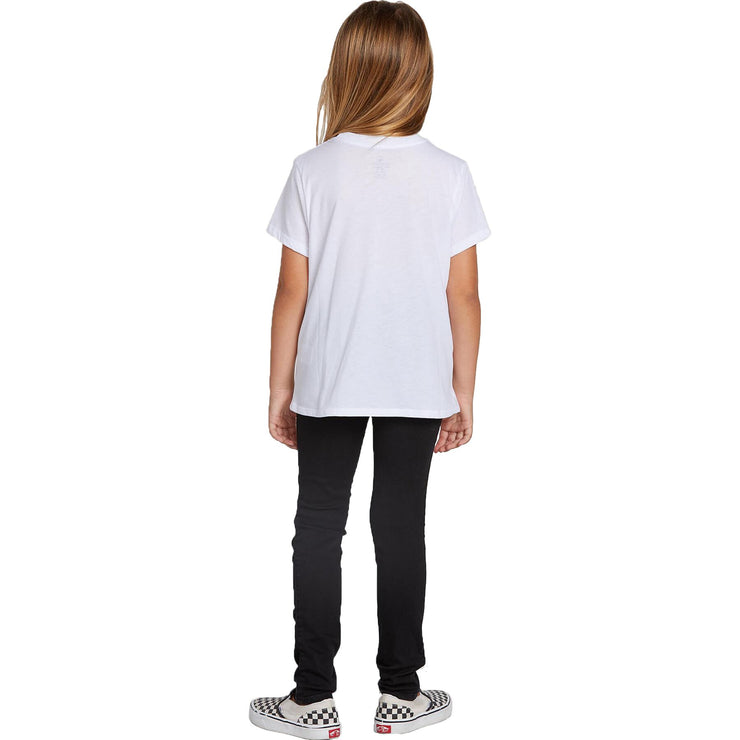 Surf Shop, Surf Clothing, Volcom, Last Party Tee, T-Shirt, White Combo