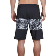 "Surf Shop, Surf Clothing, Volcom, Macaw Mod 20"", Boardshorts, Black"