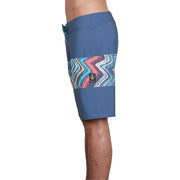 "Surf Shop, Surf Clothing, Volcom, Macaw Mod 20"", Boardshorts, Deep Blue"