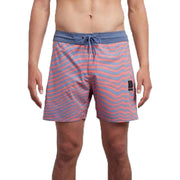 "Surf Shop, Surf Clothing, Volcom, Mag Vibes Stoney 16"", Shorts, Scream Red"