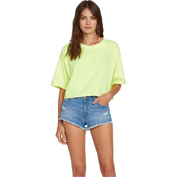 a8d0f577c Surf Shop, Surf Clothing, Volcom, Neon And On Tee, Tshirt, Neon