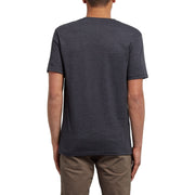 Surf Shop, Surf Clothing, Volcom, Pocket HTH, T-Shirt, Heather Black