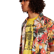 Surf Shop, Surf Clothing, Volcom, Pysch Floral, Shirt, Army