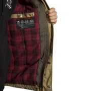 Surf Shop, Surf Clothing, Volcom, Renton Winter 5K Jacket, Jackets, Sand