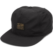 Surf Shop, Surf Clothing, Volcom, Road Test Cap, Hats, Black