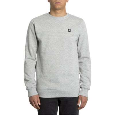 Surf Shop, Surf Clothing, Volcom, Single Stone Sweater, Sweatshirt, Storm