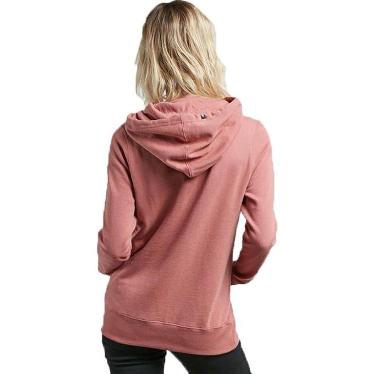 Surf Shop, Surf Clothing, Volcom, Vol Stone Hoodie, Hoodies, Mauve