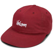 Surf Shop, Surf Clothing, Volcom, Volscripto, Cap, Burgundy