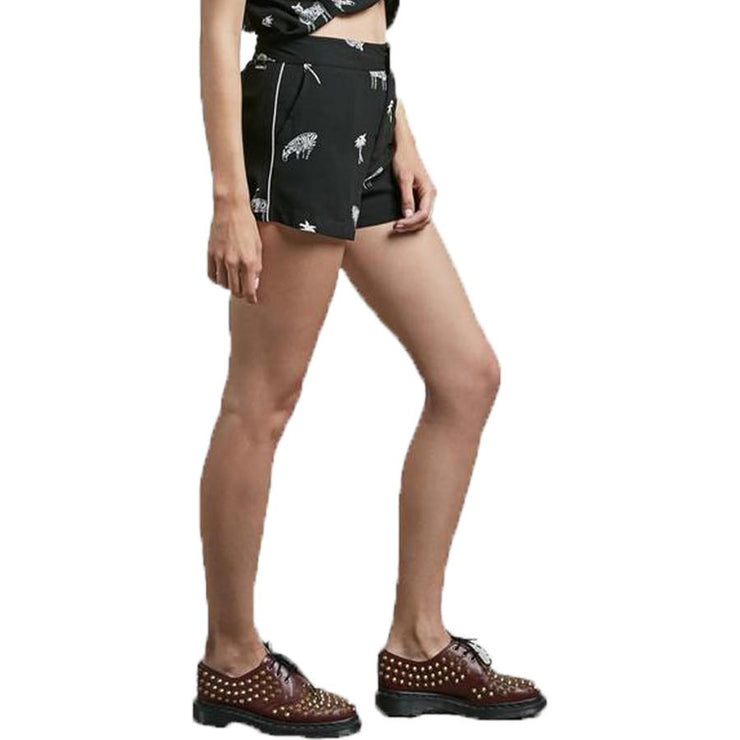 Surf Shop, Surf Clothing, Volcom, What You Need Short, Shorts, Black